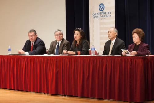 Picture of event held on January 30, 2014: A Recognition of Fred T. Korematsu